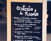 Osteria da Rosolo (Lucca)